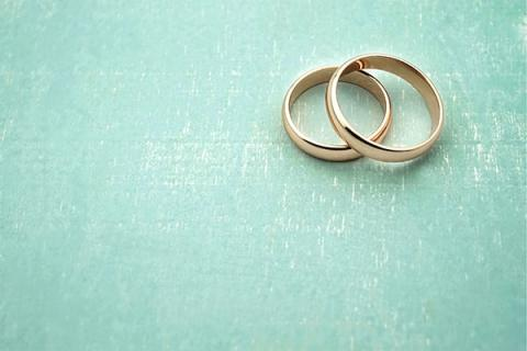 God Centered Marriage - 2 wedding bands
