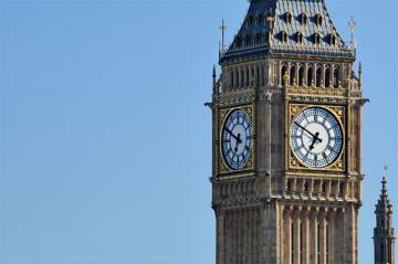Big Ben daylight saving time