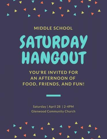 middle school hangout