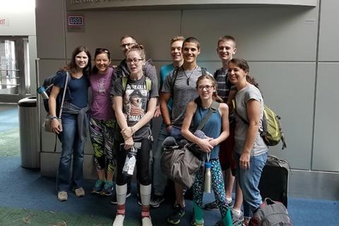 Slovenia G.O. Team
