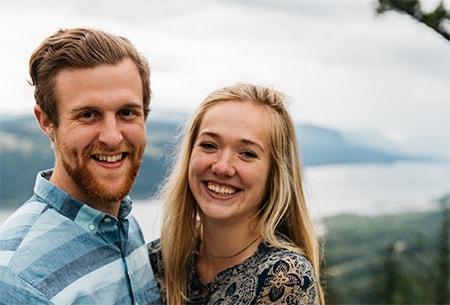 Caleb & Maria Turner