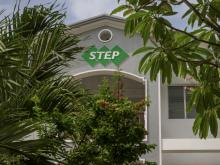 The new STEP building