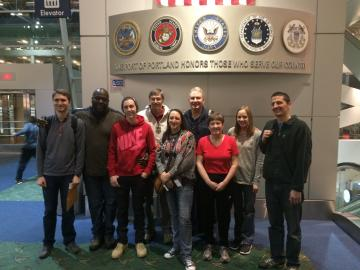 Haiti GO Team Feb 2016 in PDX