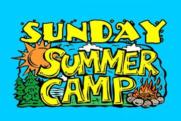 Sunday summer camp