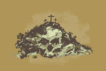 Good Friday Service - place of the skull