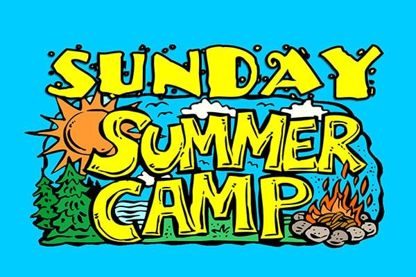 Sunday summer camp